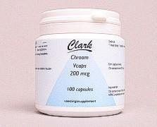 Clark Chroom 200 mcg 100 capsules