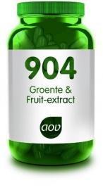 AOV 904 Groenten & Fruit 60 cap.