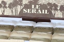 Le Serail Marseille Sheaboter zeep 100g.
