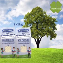 Marselha sabão flocos naturais eco 2x1kg