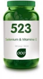 523 Selenium 100 mcg/ E300IE  60 Cap.