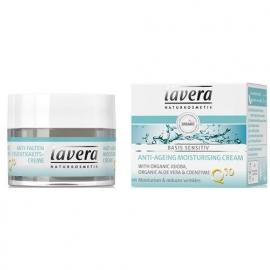 Lavera Moisturizing cream Q10 50 ml.