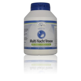 Vitakruid Multi Nacht Mama 30 tabletten