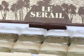 Le Serail Marseille zeep Verveine 100g
