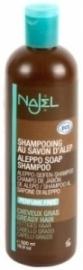 Aleppo Shampoo vet haar 500ml