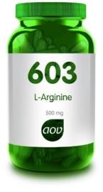 AOV 603 l-Arginine 500 mg 90 VCap.