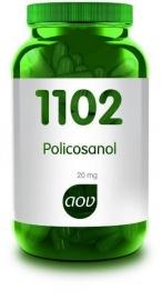 1102 Policosanol 20 mg  60 Cap.