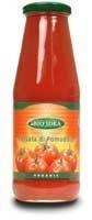 La bio idea passata gezeeftde tomaten zonder zout 690g