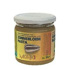 Monki zonnebloem pasta met zout eko 330g