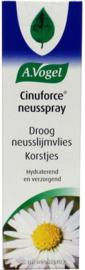 A Vogel Cinuforce neusspray droge neusslijmvlies 15ml.