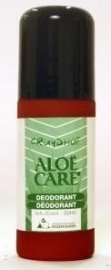 aloe care deodorant 50ml