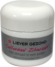 Colloidaal zilverzalf 50ml