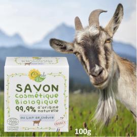 Biologische geiten melk zeep 100g
