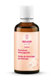 Weleda Perineum massageolie 50 ml.