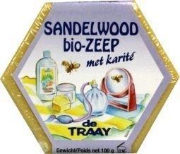 Traay Sandalwood zeep Bio 100g