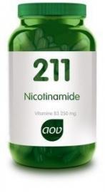 AOV 211 Nicotinamide 250 mg 100 cap.