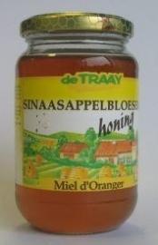 Traay sinaasappelbloesem honing 350g