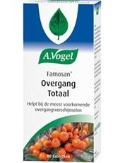 Dr Vogel famosan overgang totaal 60 tabletten