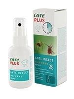 Care Plus Bio Natuurlijke anti muggenspray 60ml