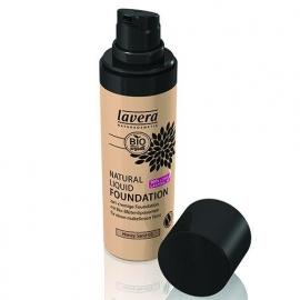 Lavera Liquid foundation honey sand 30 ml nm.3