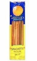 La bio idea spaghetti tricolore 500g