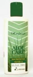 aloe care sunprotect factor 15 200ml