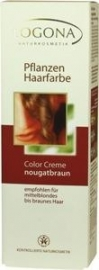 Logona color creme 240 nougat  150 ml