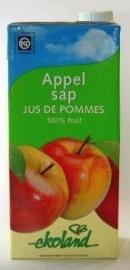 Ekoland appelsap 1000ml