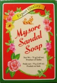 Mysore sandalwood zeep 125g