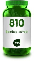 AOV 810 Bamboe extract 90 Cap.