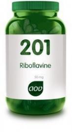 AOV 201 Riboflavine 50 mg. 100vca