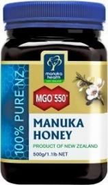 Manuka honing UMF25 / 550mgo 500g