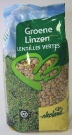 Ekoland linzen groen 500g