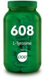 AOV 608L-Tyrosine 500 mg 60 Cap.