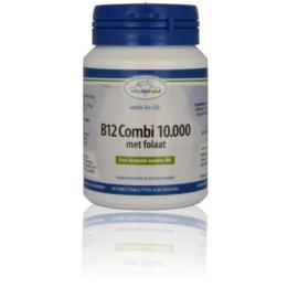 Vitakruid B12 Combi 10.000 met folaat 60 tabletten.