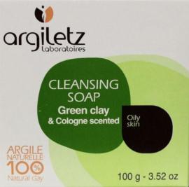 Groene Klei zeep 100g