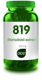 AOV 819 Mariadistel extract 225 mg 90 vcap.