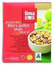 Lima rice & millet pops muesli 250g