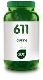 AOV 611 Taurine 500 mg 60 Cap.