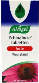 A Vogel Echinaforce forte 60 tabletten.