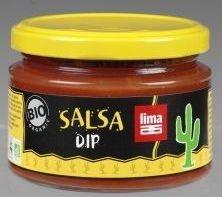 Lima salsa dip spicy 260g