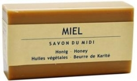 Marseille Shea Butter Soap Honing 100g