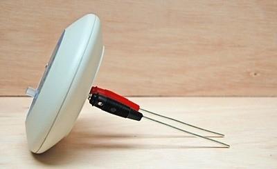 2 Zilver electroden voor de Electrolyser 99,9997% zuiver zilver