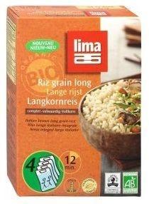 Lima rijst lang kookbuiltjes 4 x 125g