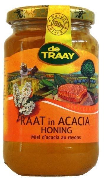 Honing raat in Acasiahoning 450g