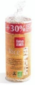 Lima rijstwafels meergranen 100g