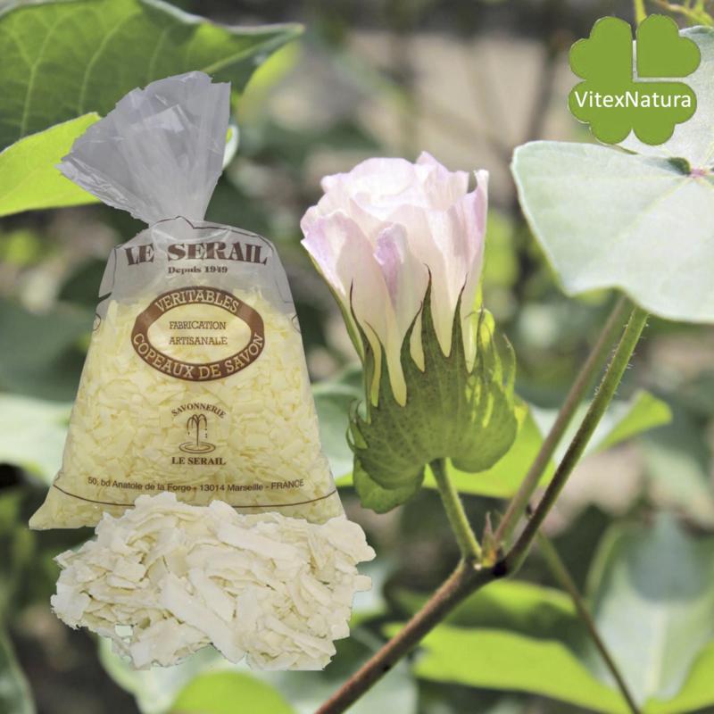 Marsilya sabunu gevreği Pamuk Çiçeği 12x1kg