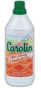 Carolin met extra lijnolie groen voor binnen en buiten 1 liter