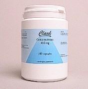 Clark Calciumcitraat 450 mg 100 V capsules