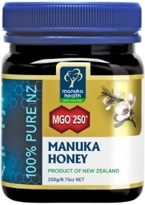 Manuka honing UMF15 /  MGO250 250g